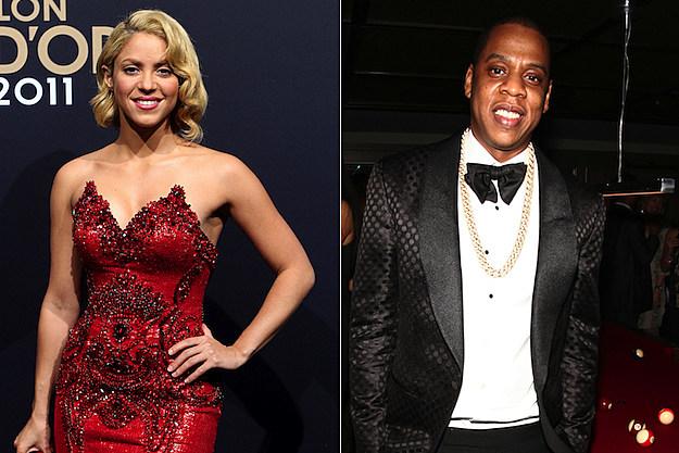 Shakira Jay-Z