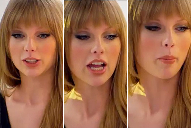 Taylor Swift Beatboxes