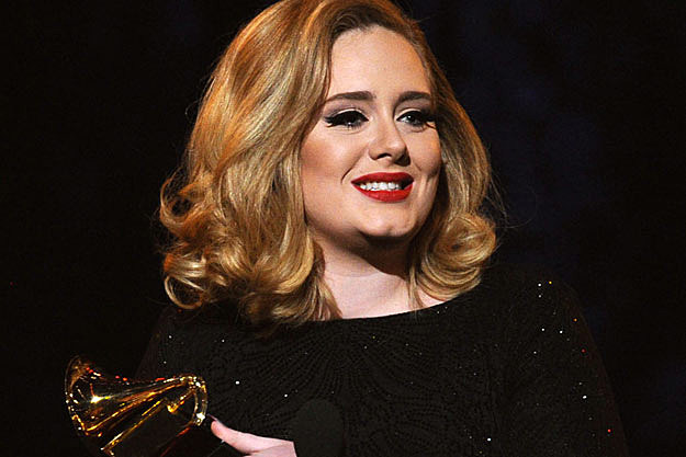 Adele Stays Atop U.K. Album Chart, Amy Winehouse Posts Big Gains ...