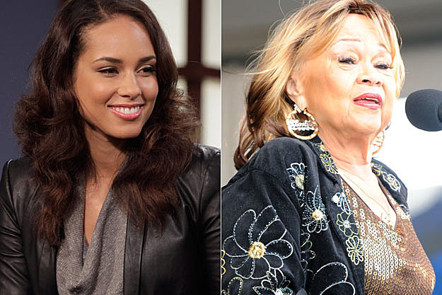 Alicia Keys Etta James