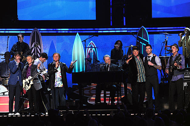 Beach Boys Foster the People Maroon 5