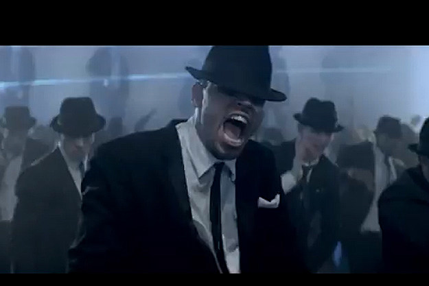 Chris Brown Turn Up the Music