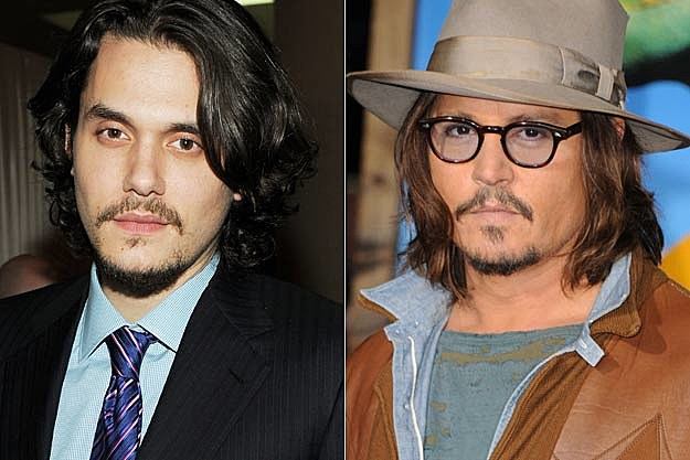 John Mayer Johnny Depp