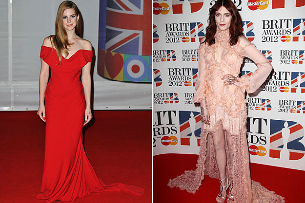Lana Del Rey Florence Welch