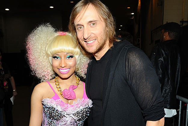Nicki Minaj David Guetta