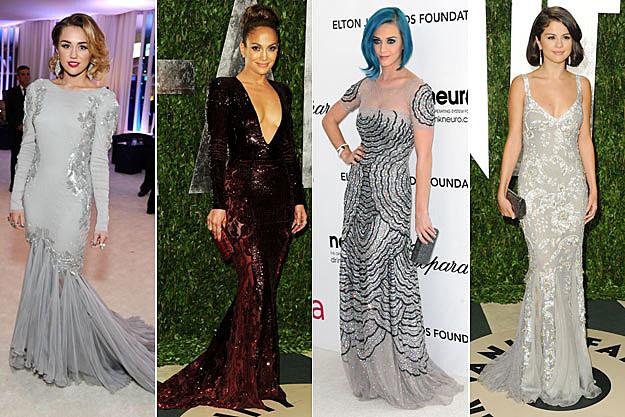 Miley Cyrus Jennifer Lopez Katy Perry Selena Gomez
