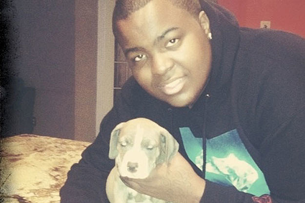 Sean Kingston Puppy