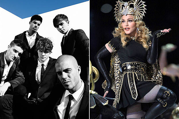 The Wanted Madonna