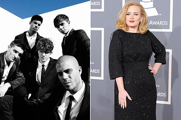 The Wanted Adele