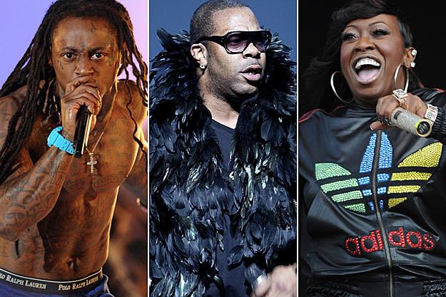 Lil Wayne Busta Rhymes Missy Elliott