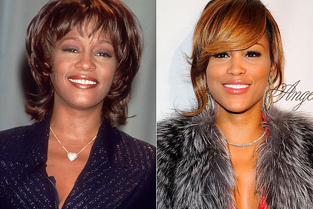 Whitney Houston Eve