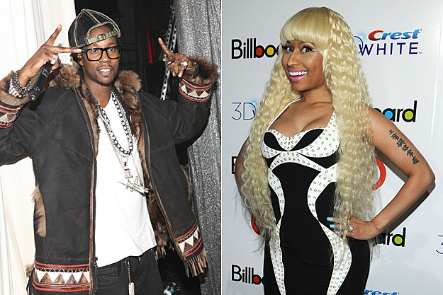 2 Chainz, Nicki Minaj