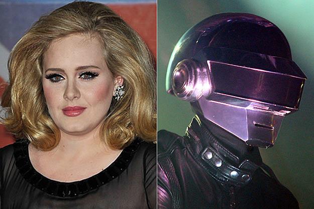 Adele Daft Punk