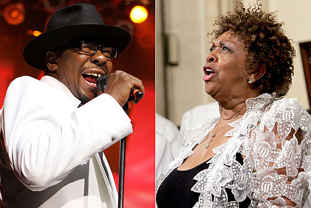Bobby Brown Cissy Houston