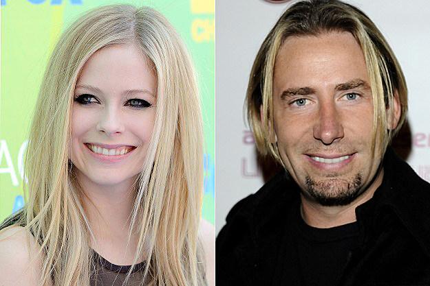 Chad Kroeger Avril Lavigne