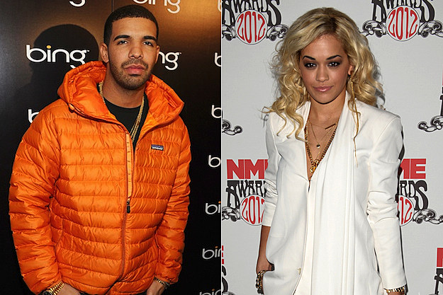 Drake Rita Ora