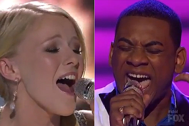 Hallie Joshua American Idol