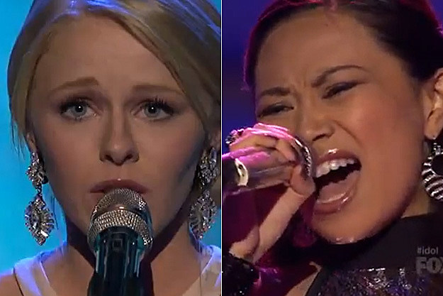 Hollie Cavanagh Jessica Sanchez