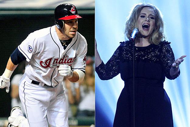 Jason Kipnis Adele