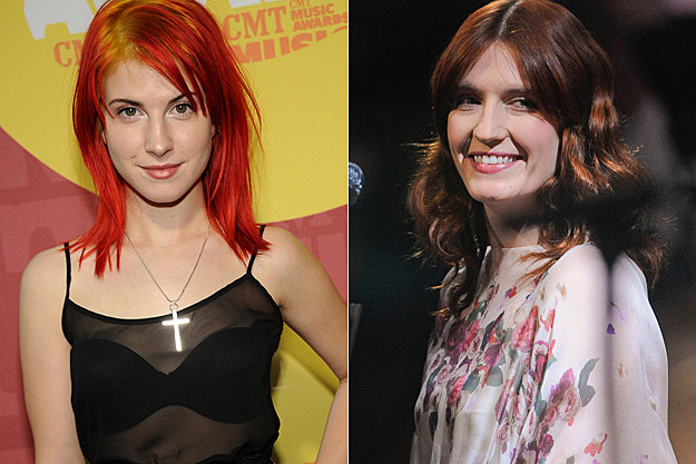 Paramore Florence Welch