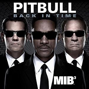 Pitbull Back in Time