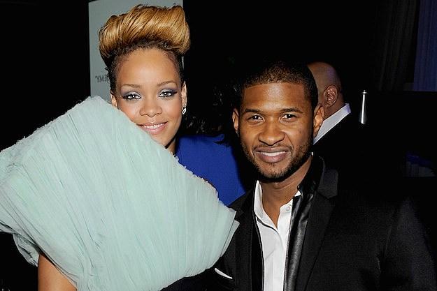 Rihanna Usher