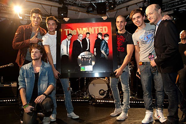 The Wanted Plaque