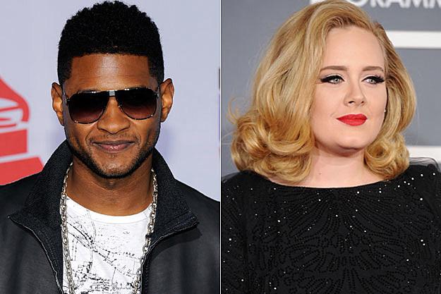 Usher Adele