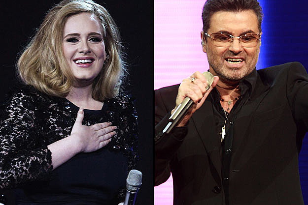 Adele George Michael