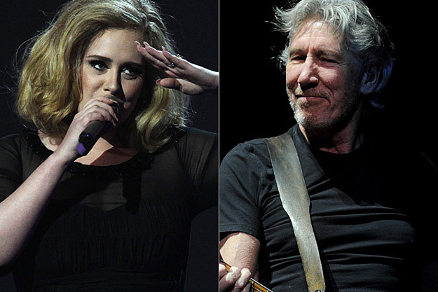 Adele Roger Waters