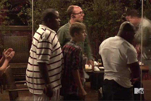 Sean Kingston, Justin Bieber, Rob Dyrdek