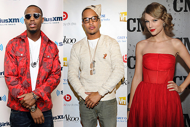 B.o.B. / T.I. / Taylor Swift