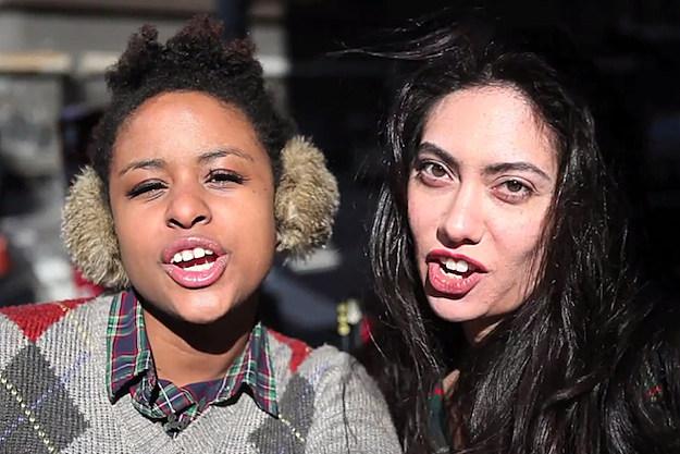 La Shea Delaney and Annabelle Quezada