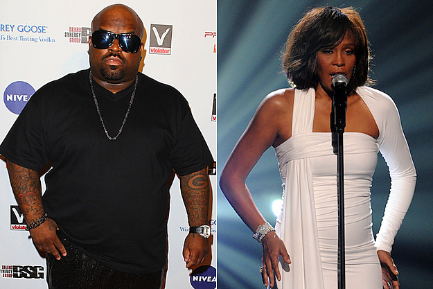 Cee Lo Green Whitney Houston