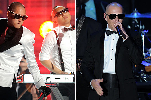Far East Movement Pitbull