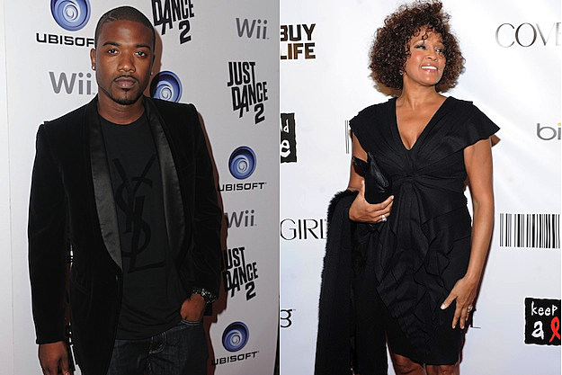Ray J Whitney Houston