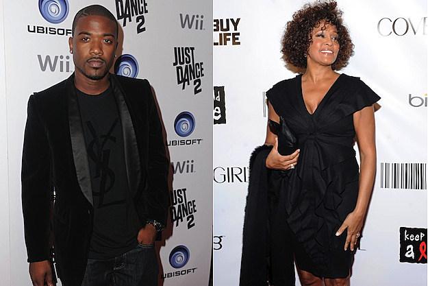 Ray J Whitney Houston