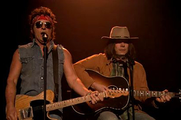 Bruce Springsteen, Jimmy Fallon