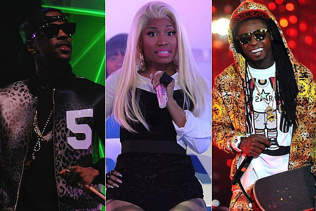 Big Sean Nicki Minaj Lil Wayne
