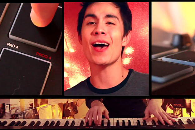 Britney Video Sam Tsui