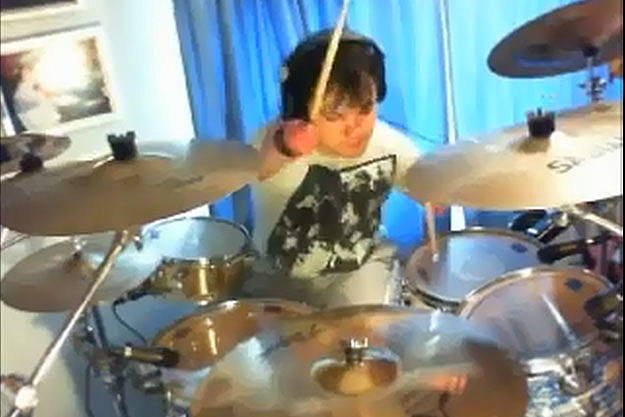 Carly Rae drummer