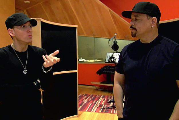 Eminem Ice-T