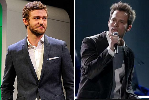 Justin Timberlake, Tony Lucca