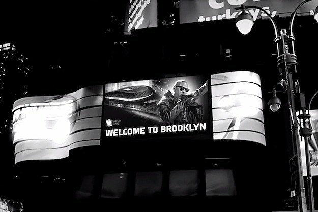 Jay-Z Rocawear Commercial