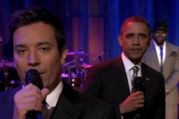 Jimmy Fallon President Obama