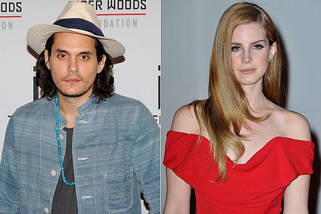 John Mayer Lana Del Rey