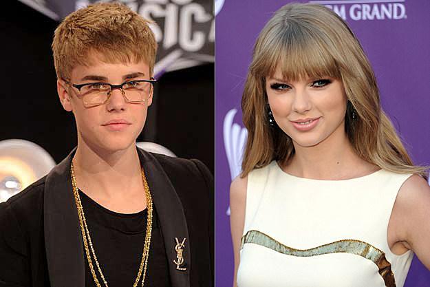 Justin Bieber Taylor Swift