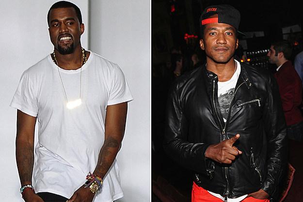Kanye West Q Tip
