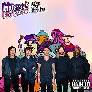 Maroon 5 Pay Phone Wiz Khalifa