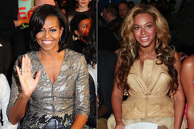 Michelle Obama_Beyonce